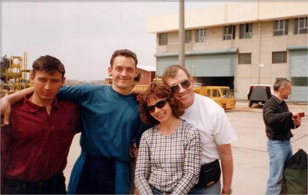 Андрей Молотов, Владимир Фролов, Людмила Савина, Валентин Макаров, Эверест-97