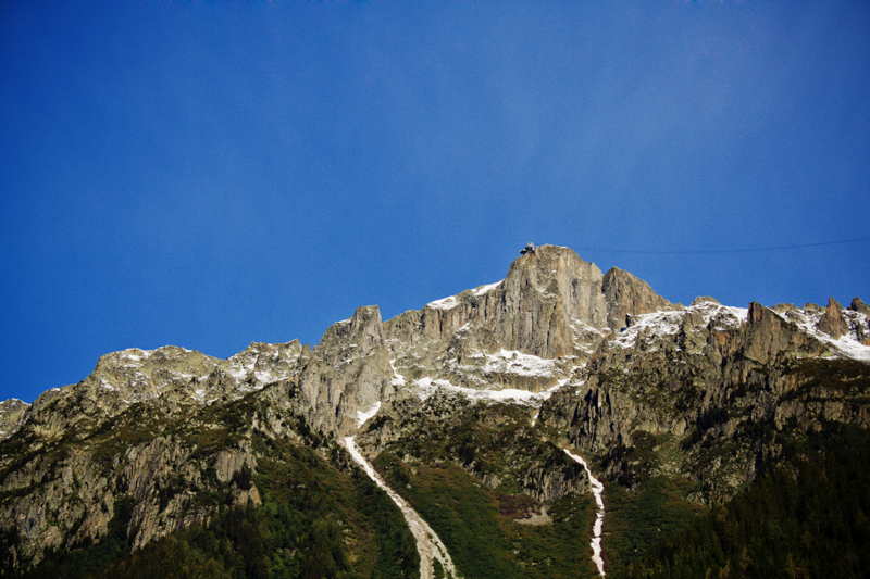 гора Бревент