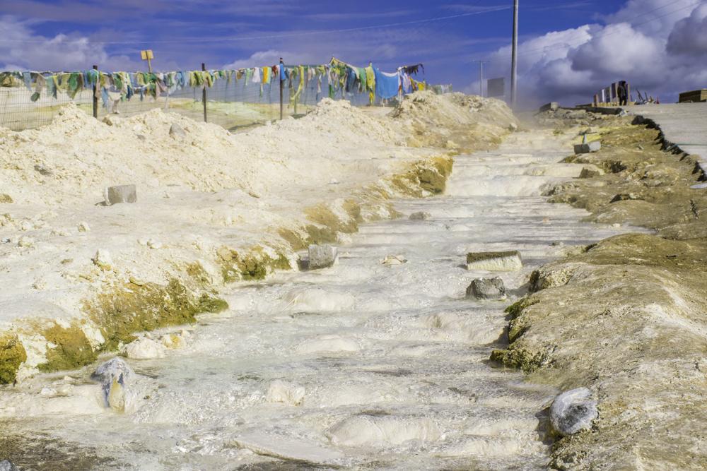горячие источники Тирапури, Западный Тибет