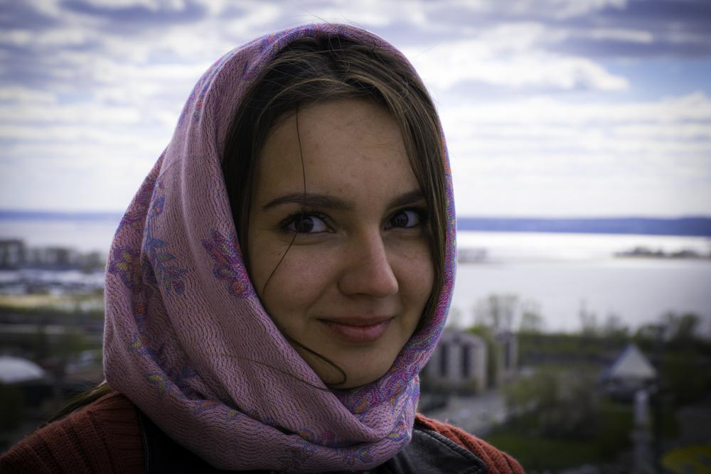 царица Сююмбике, Казань