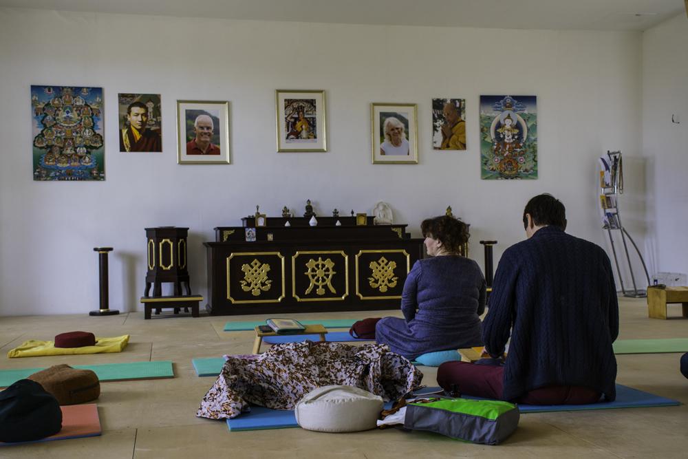 Буддийский центр в ПГТ Морки