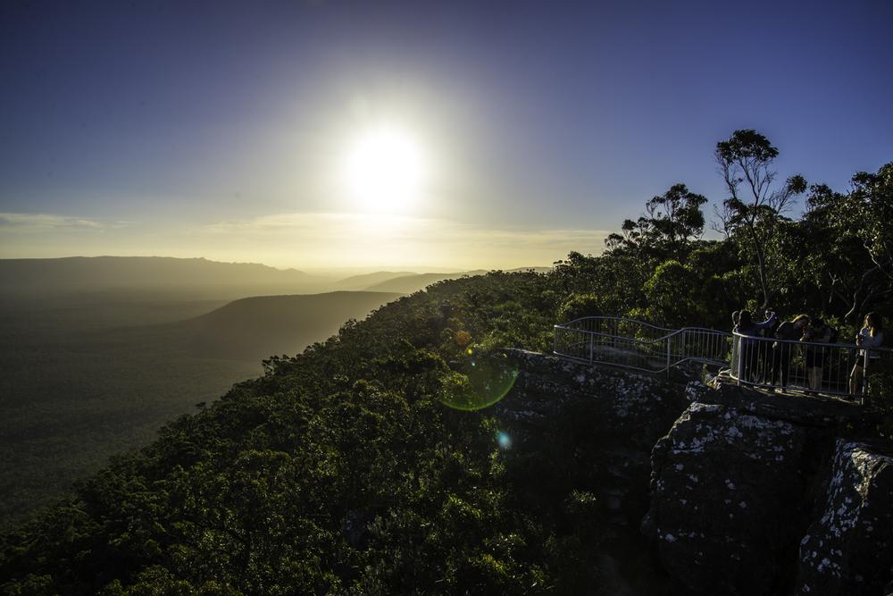 """национальный парк """"Грампианс"""", Австралия, Reeds Lookout"""