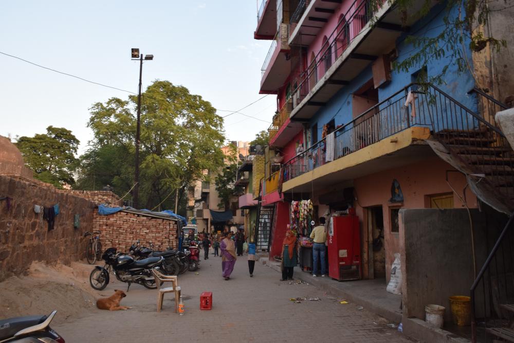 Хаус-Хас, Нью-Дели