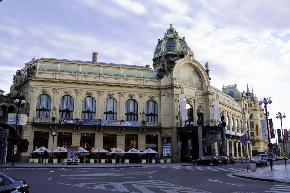 Прага без туристов