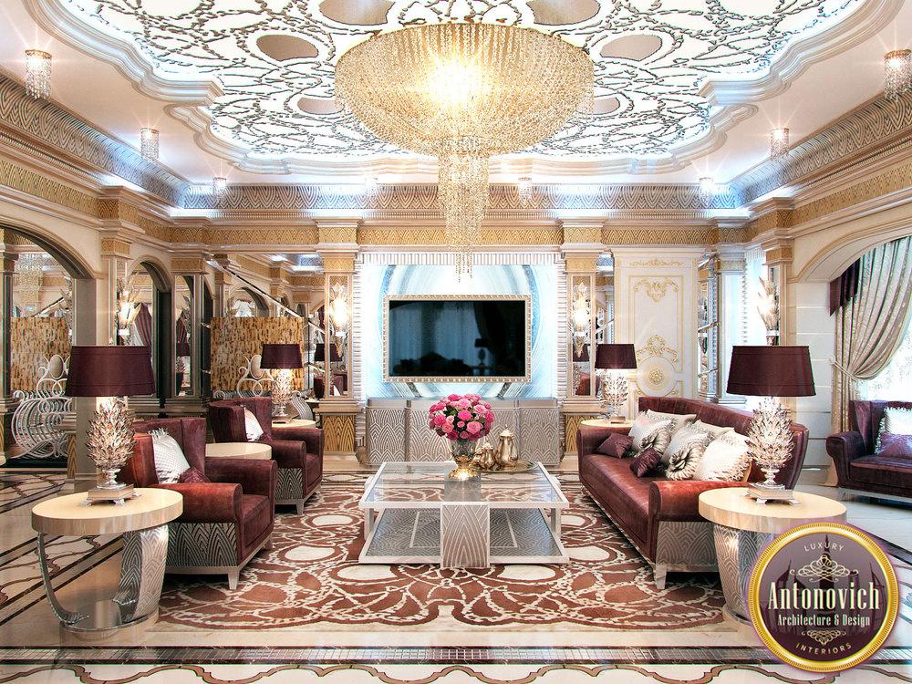 Студия Luxury Antonovich Design открыла представительство