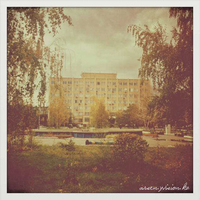 Темиртау, завод