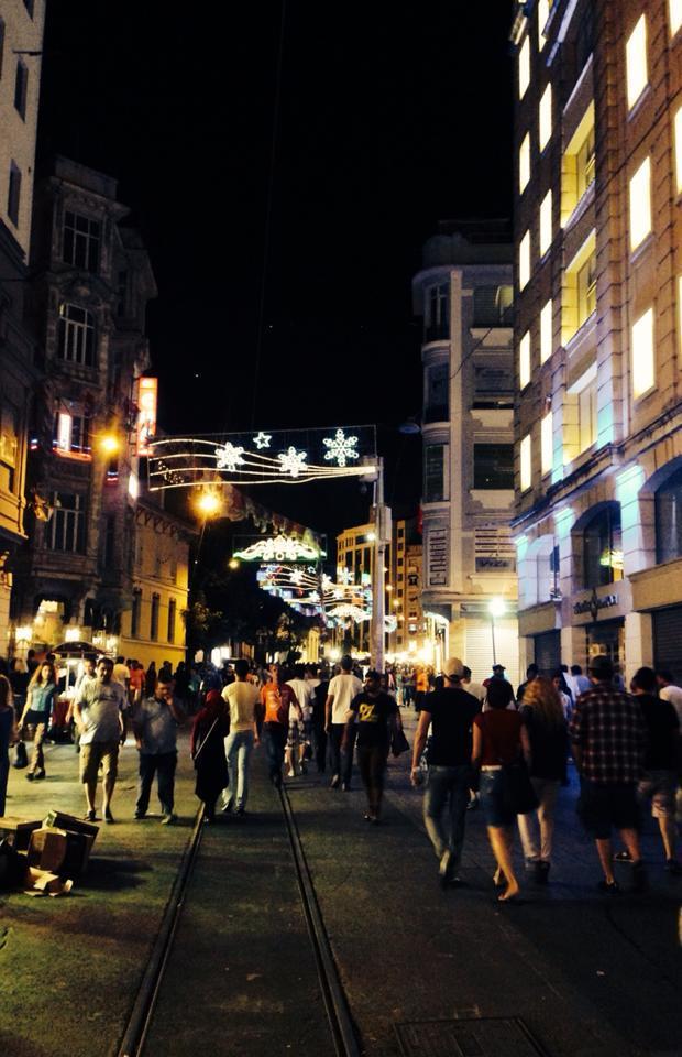 Путани Стамбула
