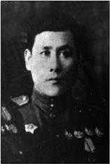 Генерал Сабир Рахимов