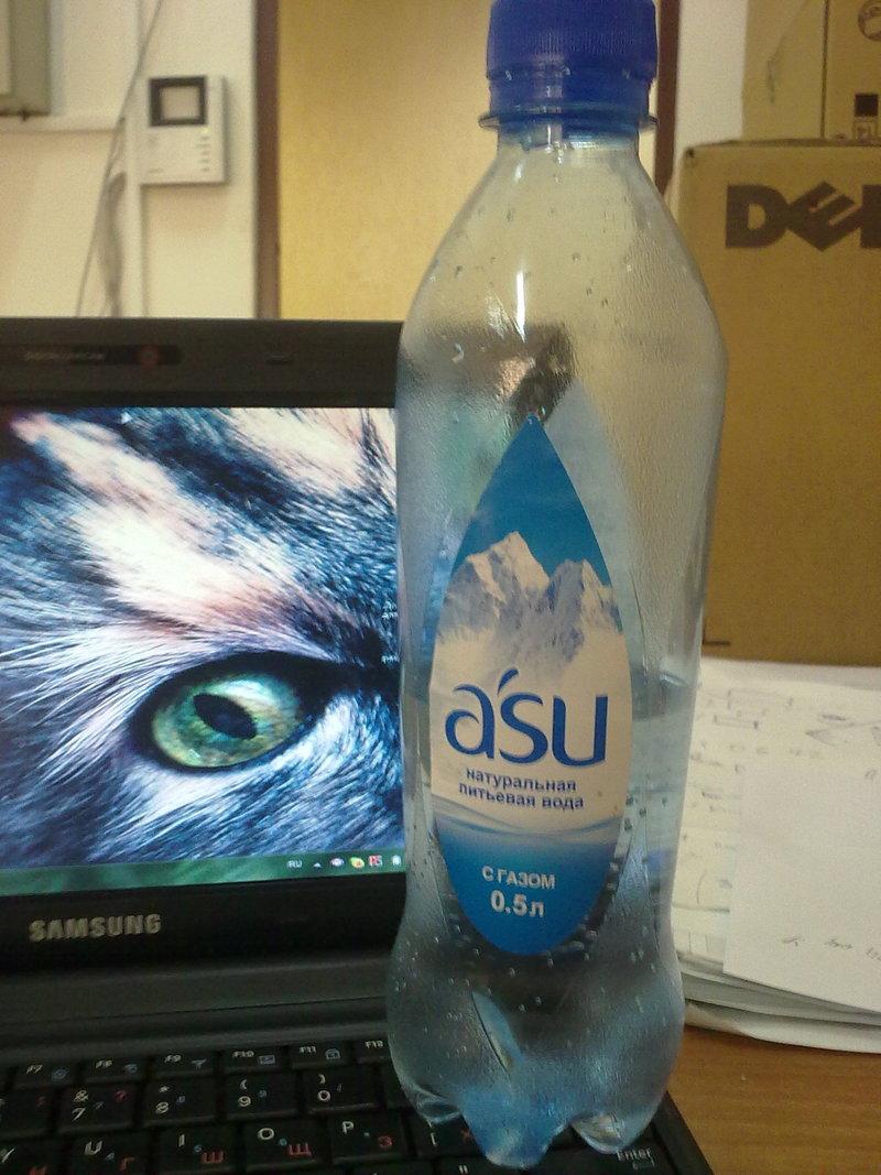 Что для Вас значит А ? Новая вода в Алматы.