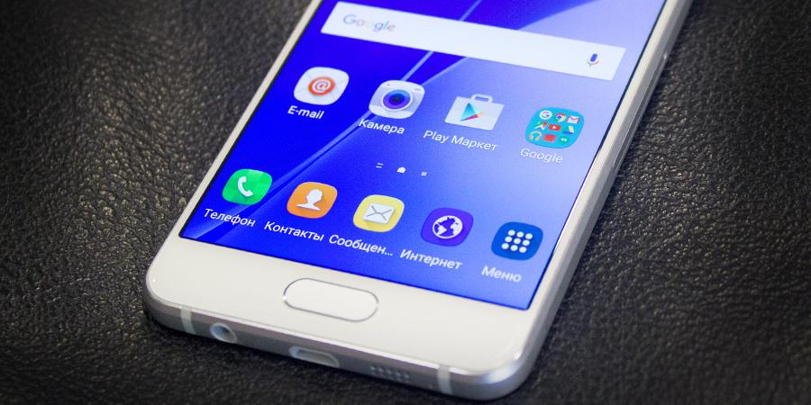 Galaxy A5 Galaxy A3 Galaxy A7 2016