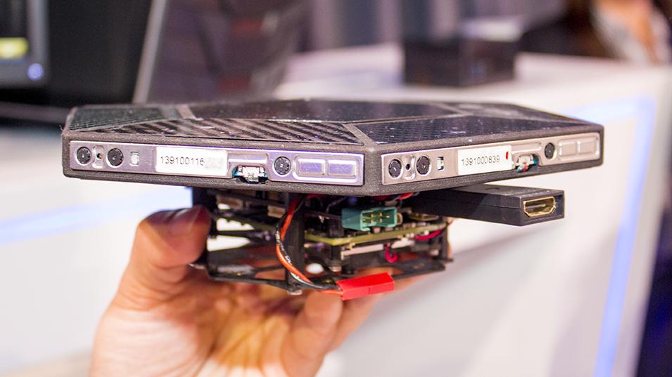 Intel RealSense camera 360