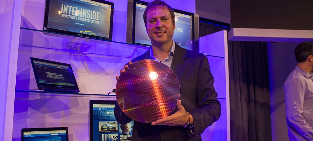Intel IFA 2015 Skylake core