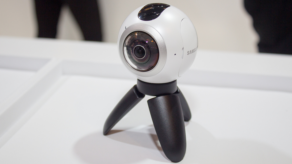 Gear VR 360 camera