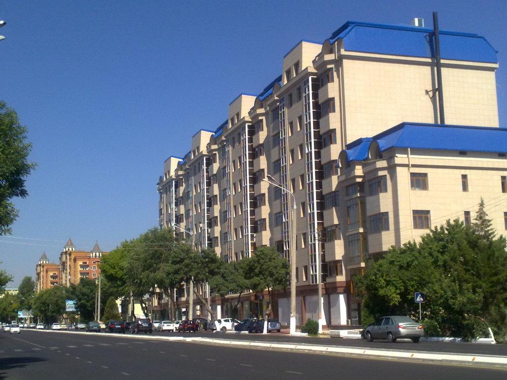 картинки улиц ташкента