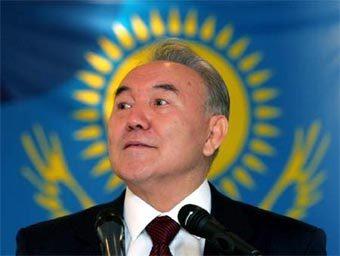 назарбаев, лидер нации, отказался