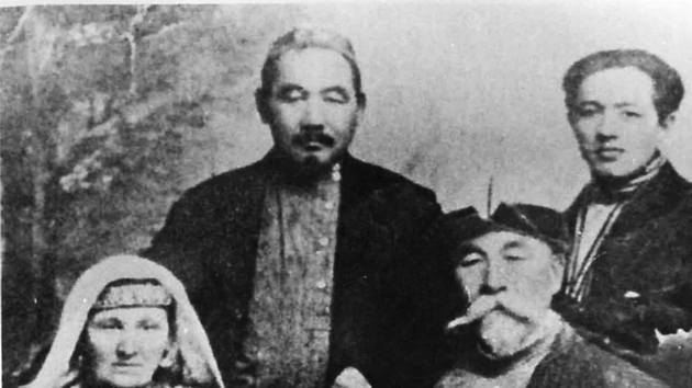 Жизнь и судьба казахских меценатов первой половины ХХ века