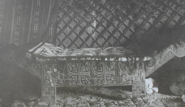 «Традиционная жизнь в степи»: ремесла и промыслы казахов