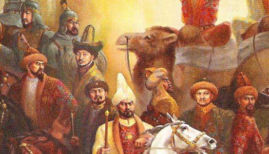 Хронология правления казахских ханов (XV - середина XVI в.)