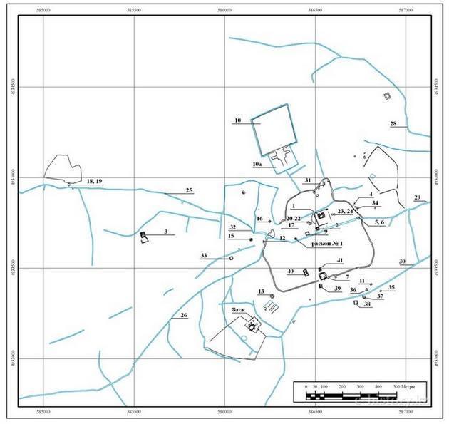 В поисках древних городов Восточного Приаралья