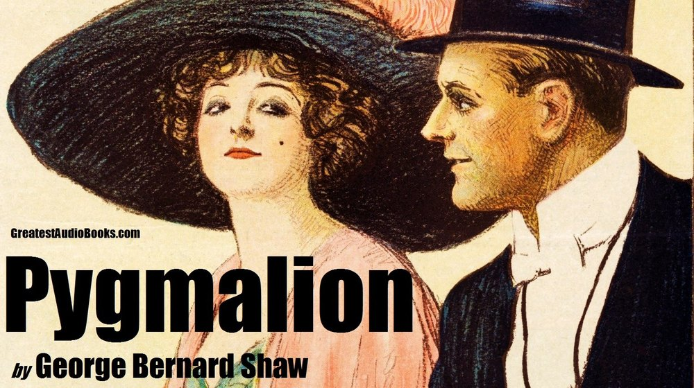 pygmalion george shaw George bernard shaw's pygmalion first appeared in 1912 and it has provided entertainment ever since it was first performed in 1913 and was published in 1916.