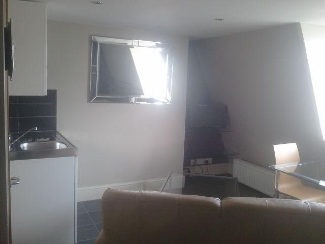 как реально будет выглядеть квартира-студия за 600 фунтов