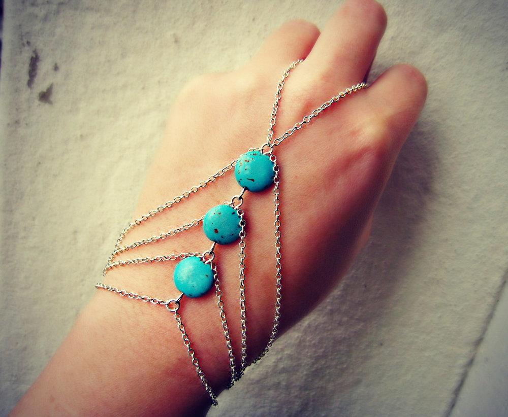Восточные браслеты своими руками