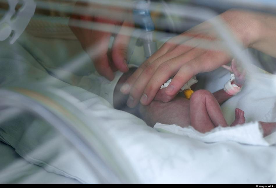 Фото детей родившихся на 6 месяце