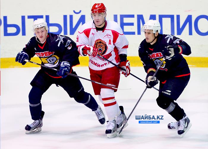 Илья Горожанинов и Ильгиз Нуриев