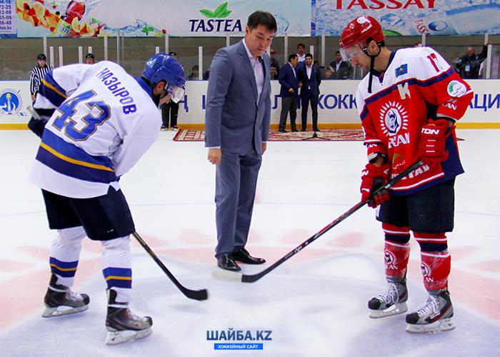 Борис Назыров и Яник Риндео