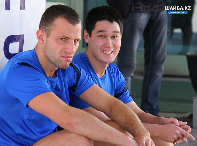 Даниэль Ганчак и Арыстанбек Абдыхаров