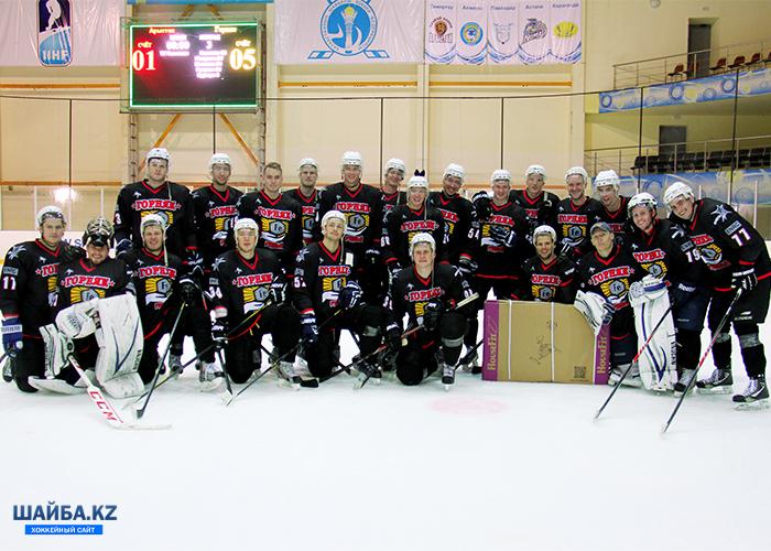 Горняк - серебряный призёр Кубка Зернового союза Казахстана