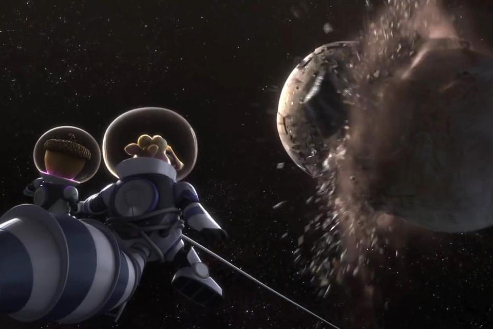 бывают космос картинки столкновение неизбежно этом материале