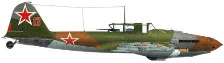 Ил-2 штурмовик №13 Талгат Бегельдинов