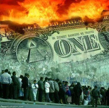 спасение доллара - война