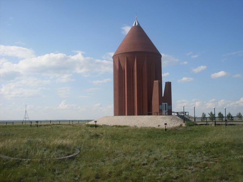 Мавзолей Кабанбай батыра
