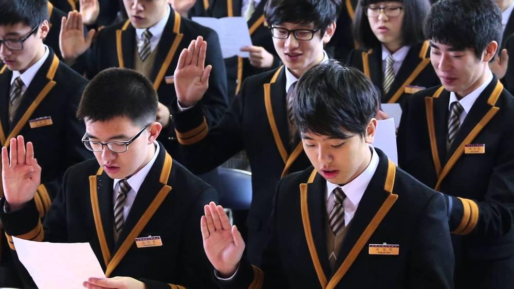 Картинки по запросу школы южной кореи