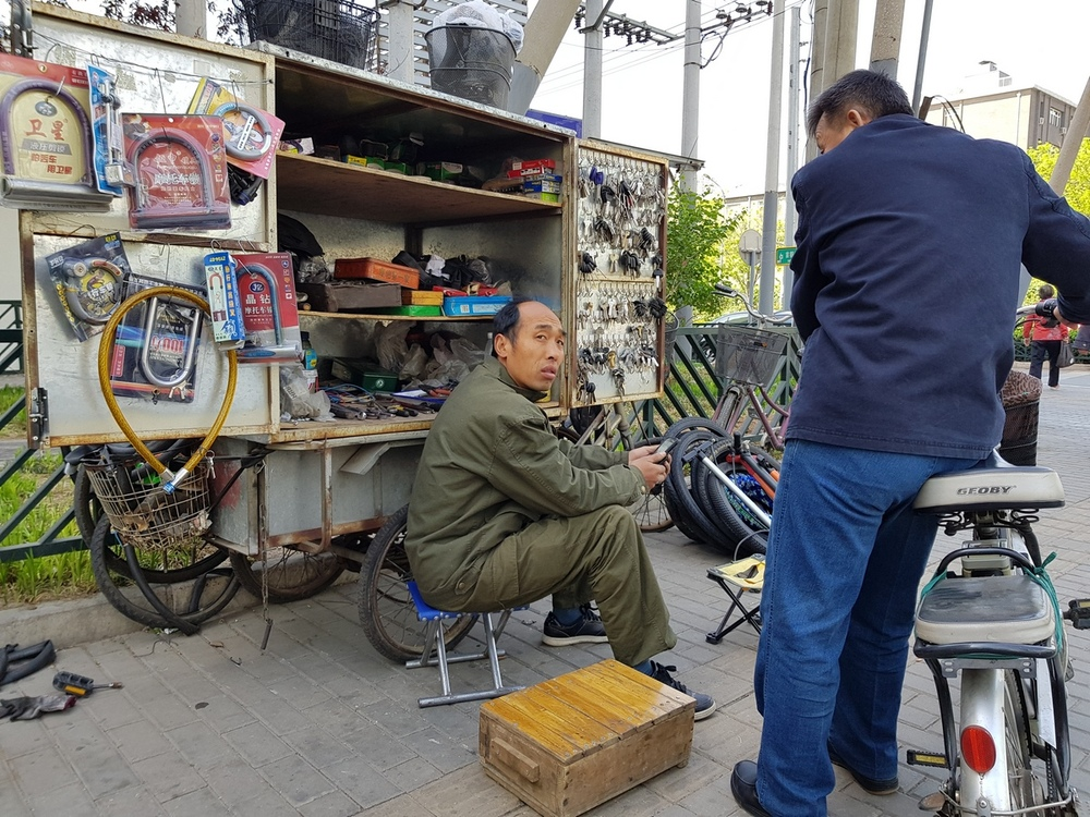 Фото Рустама Ниязова: Китай глазами алматинцев