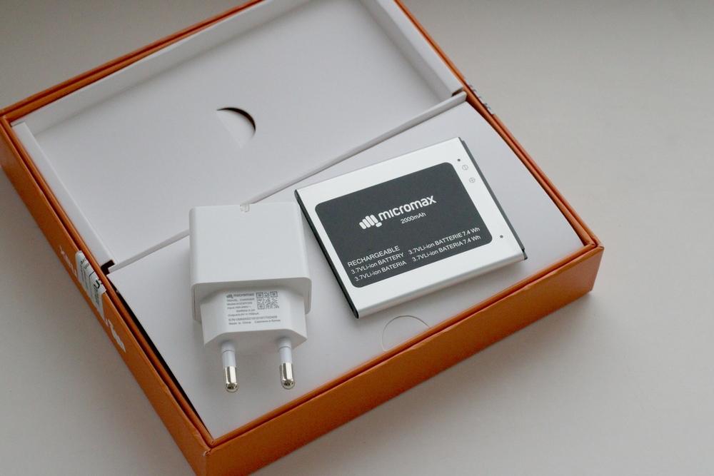 Фото Рустама Ниязова - обзор смартфона  Micromax_Q4202