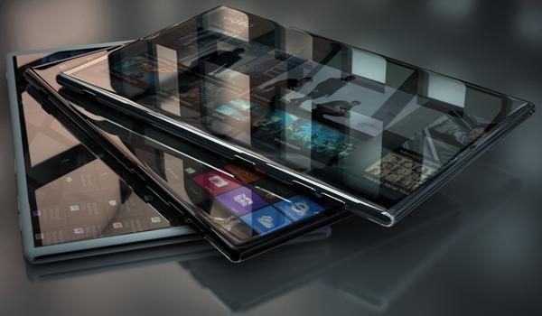 Нет, это не новый iPad, а альтернативный дизайн нового MS Surface, источник: http://www.mobiledevice.ru