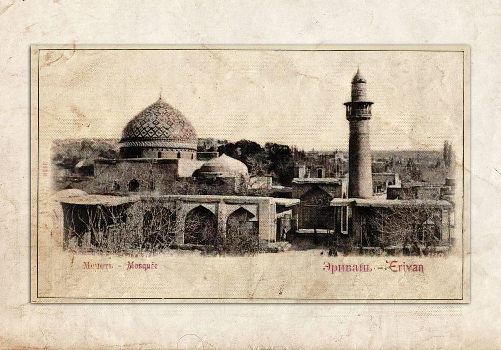 1 октября - День захвата Иревана
