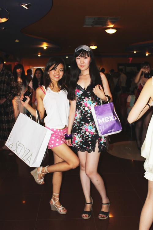 Казахстанские секси девушки