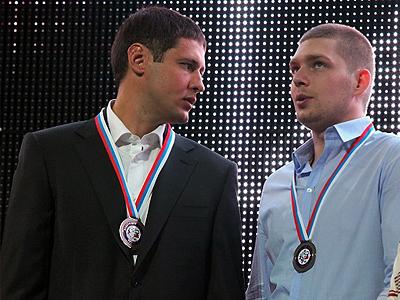 Алексей Васильченко и Евгений Кузнецов