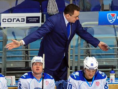Роман Старченко, Андрей Назаров и Николай Антропов