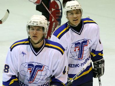 Роман Старченко и Талгат Жайлауов