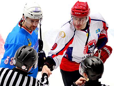 Сергей Мирошниченко и Андрей Трощинский