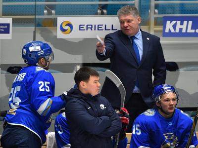 Юрий Михайлис и Дамир Рыспаев