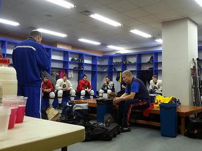 Андрей Шаянов даёт указания