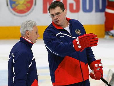 Зинэтула Билялетдинов и Андрей Назаров