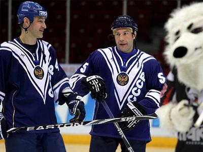 Владимир Антипин и Алексей Трощинский