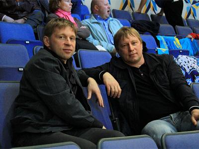 Евгений и Александр Корешковы